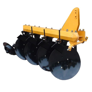 Fish 4 disc plough