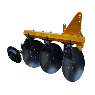 Fish disc plough