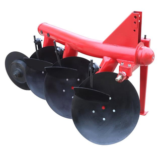 MF 3 disc plough