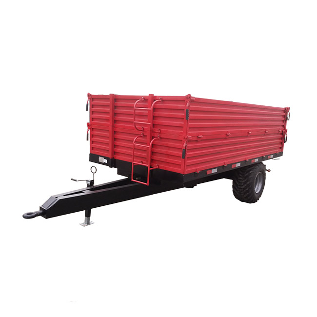 Single axle tipping Trailer